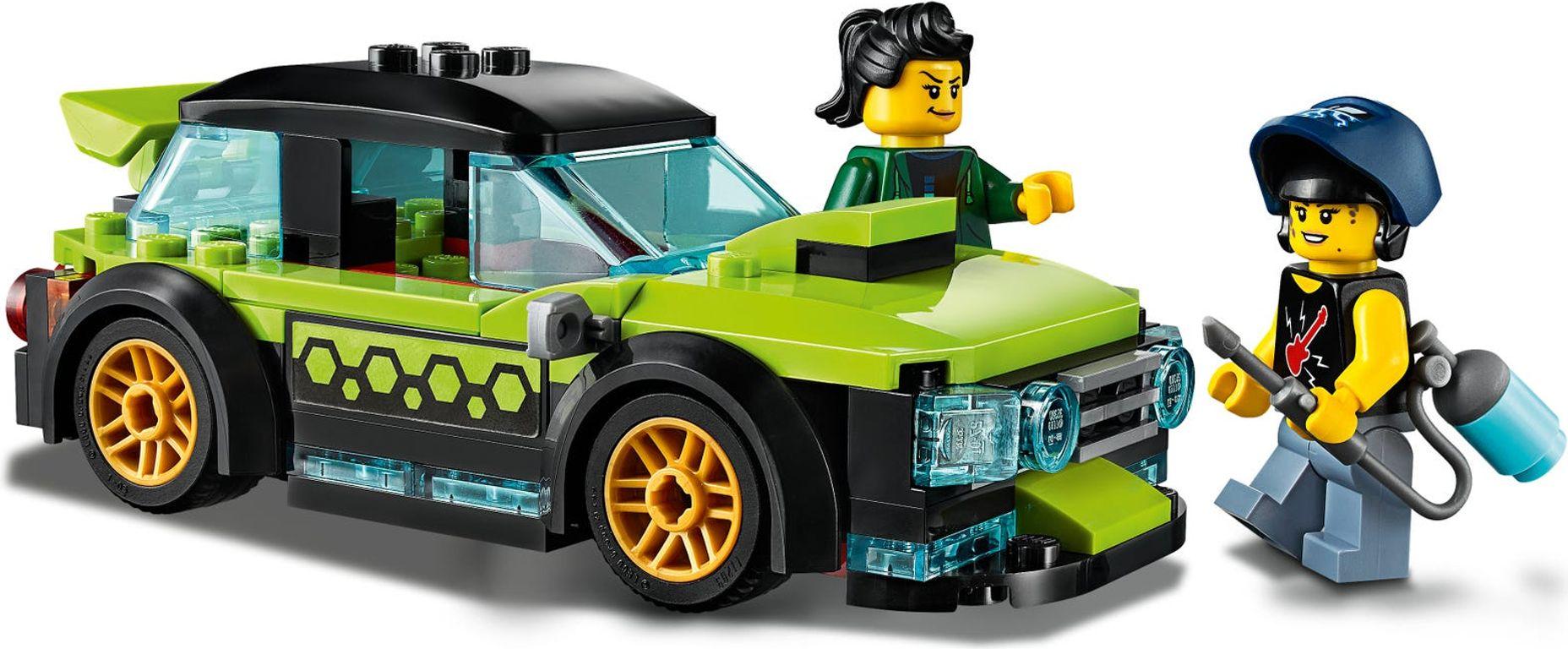LEGO® City Tuning Workshop minifigures
