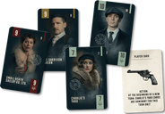 Peaky Blinders: Shelby Company Trading cards