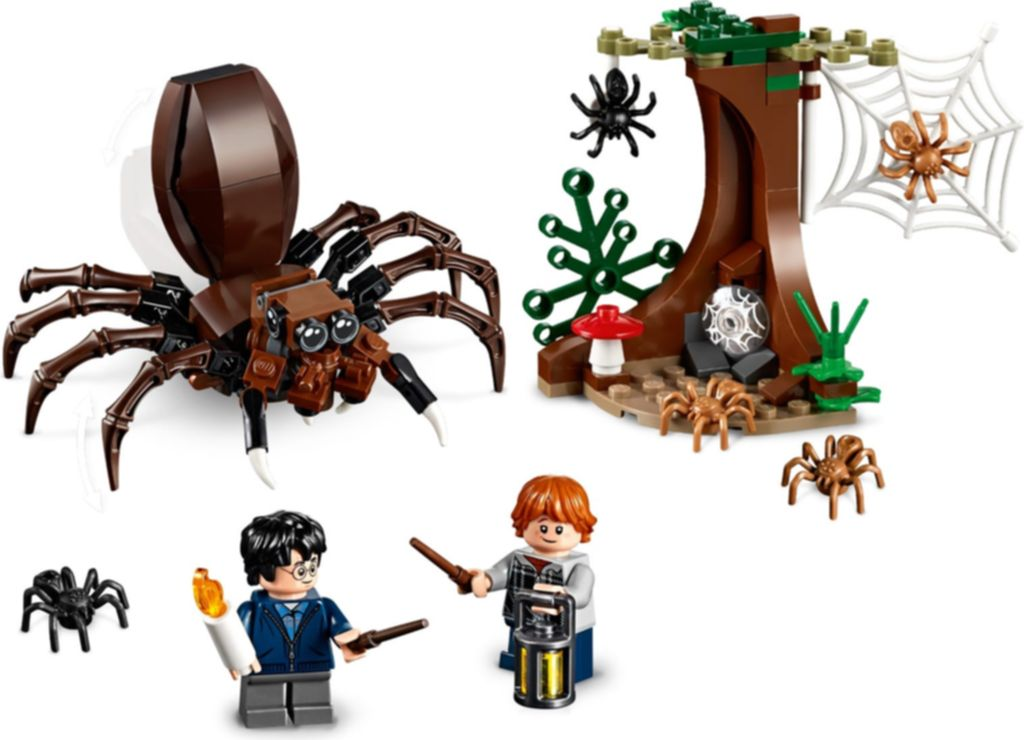 LEGO® Harry Potter Aragog's Lair gameplay