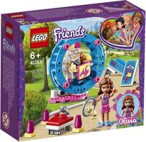 LEGO® Friends Olivia's Hamster Playground