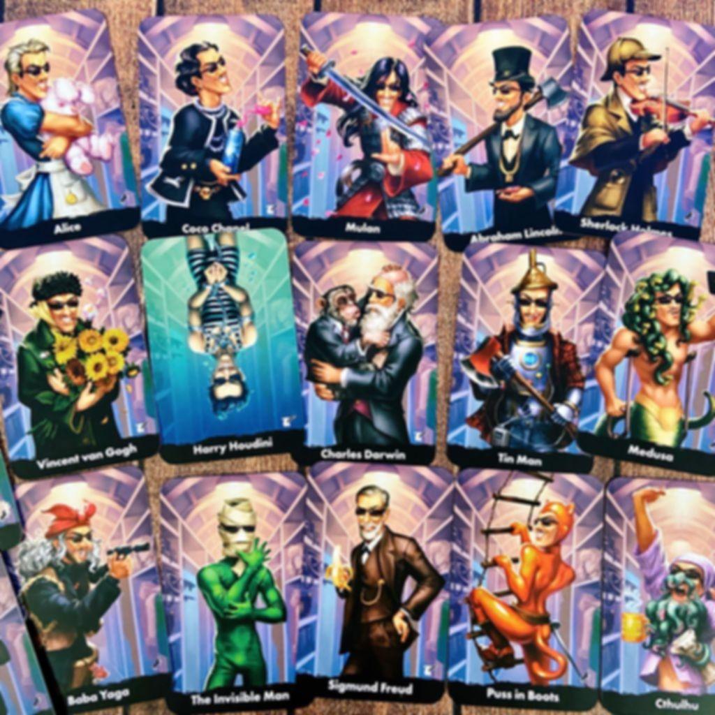 Spyfest cards