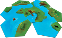 Explorers of the North Sea tiles