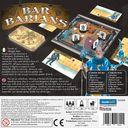 Bar Barians back of the box