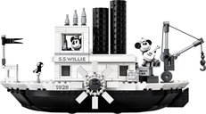 Steamboat Willie components