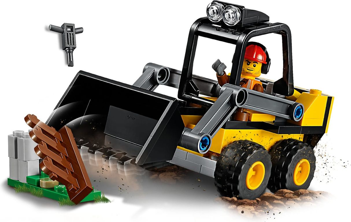 LEGO® City Construction Loader gameplay