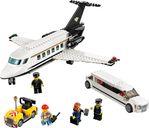 LEGO® City Airport VIP Service components