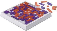 Blokus Duo gameplay