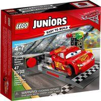 LEGO® Juniors Lightning McQueen Speed Launcher