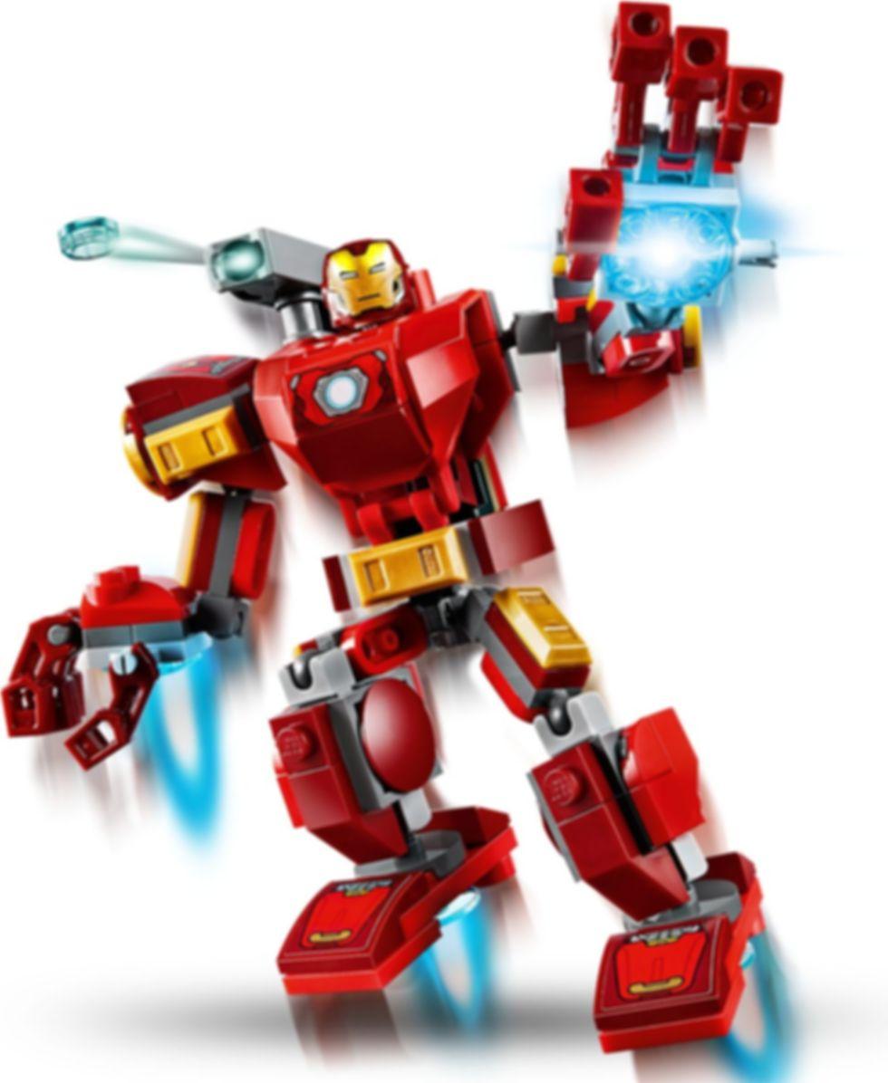 Iron Man Mech gameplay