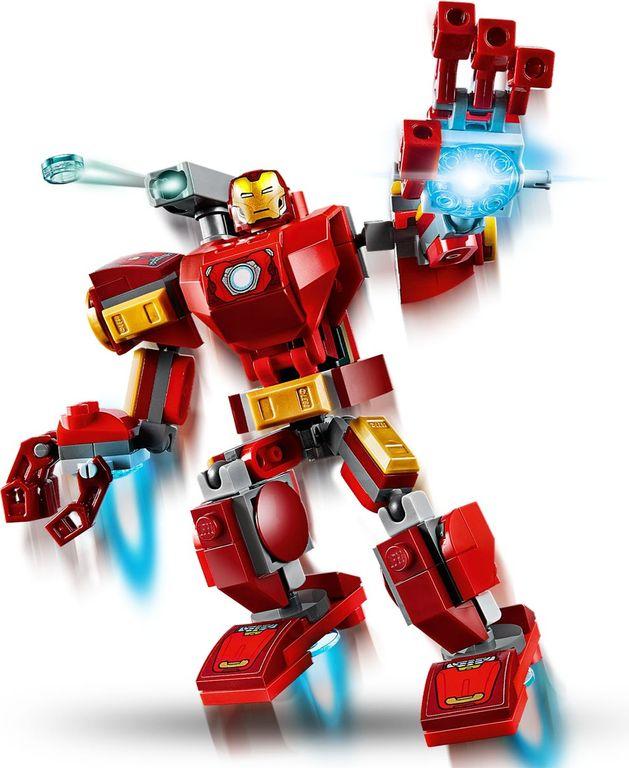 LEGO® Marvel Iron Man Mech gameplay