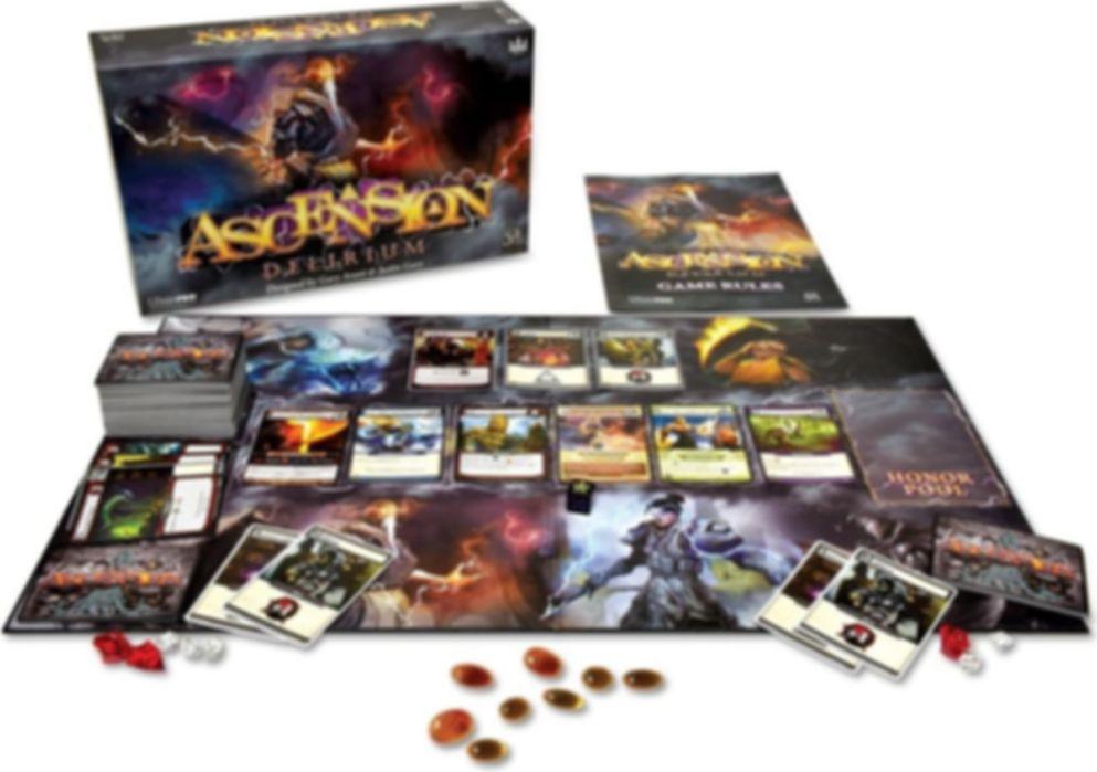 Ascension: Delirium components