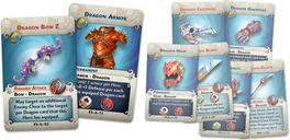 Arcadia Quest: Fire Dragon carte