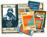 Pandemic Legacy: Season 2 - Black Edition cards