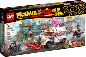 LEGO® Monkie Kid Pigsy's Food Truck