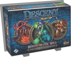 Descent: Journeys in the Dark (Second Edition) - Bonds of the Wild