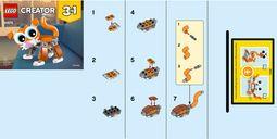 LEGO® Creator Cat manual