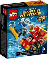 LEGO® DC Superheroes Mighty Micros: The Flash™ vs. Captain Cold™
