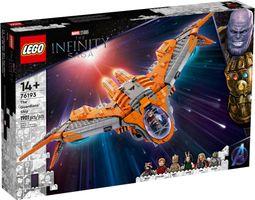 LEGO® Marvel The Guardians' Ship
