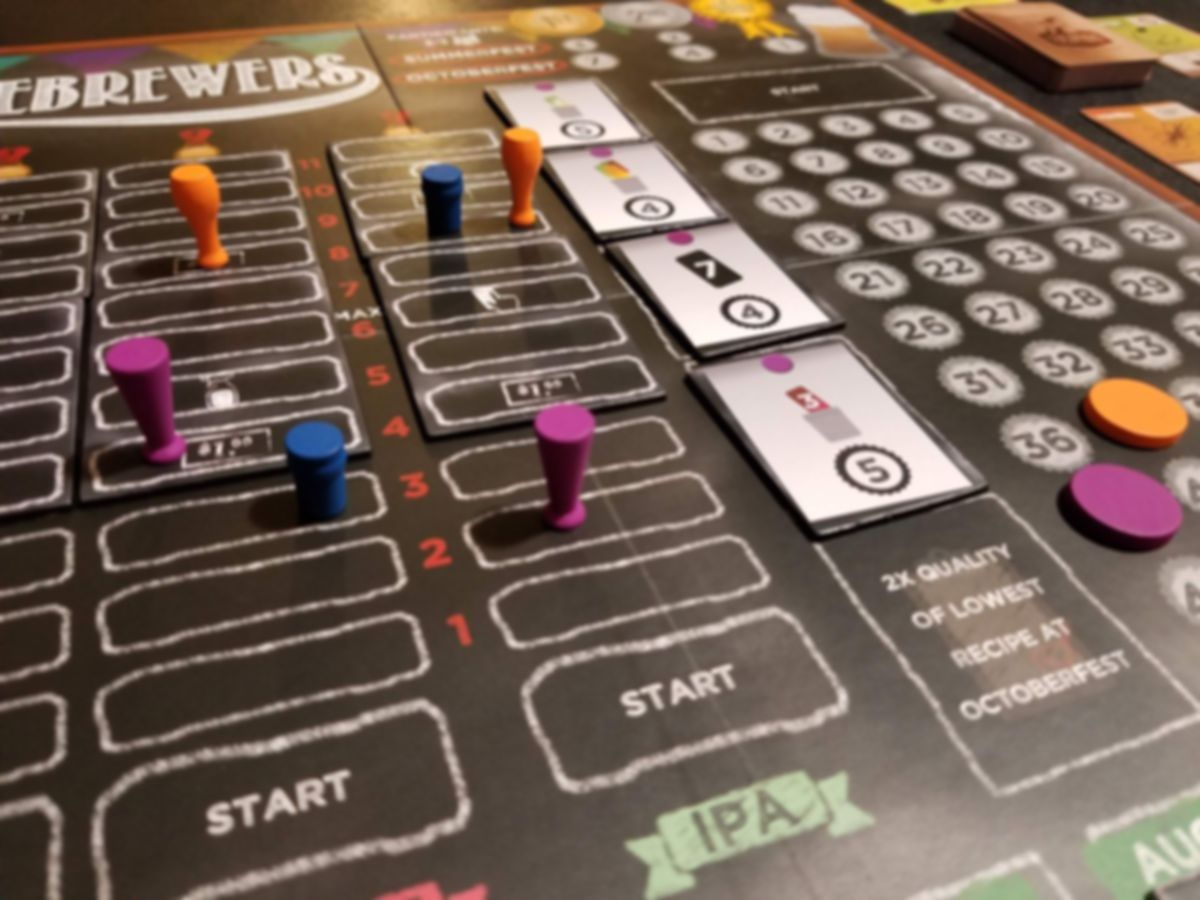 Homebrewers gameplay