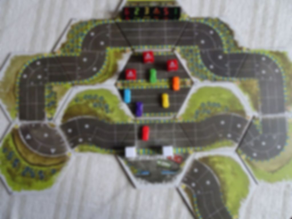 Rallyman: GT - World Tour components