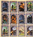 The Hobbit Card Game cards