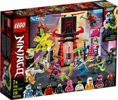 LEGO® Ninjago Gamer's Market
