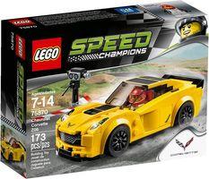 LEGO® Speed Champions Chevrolet Corvette Z06