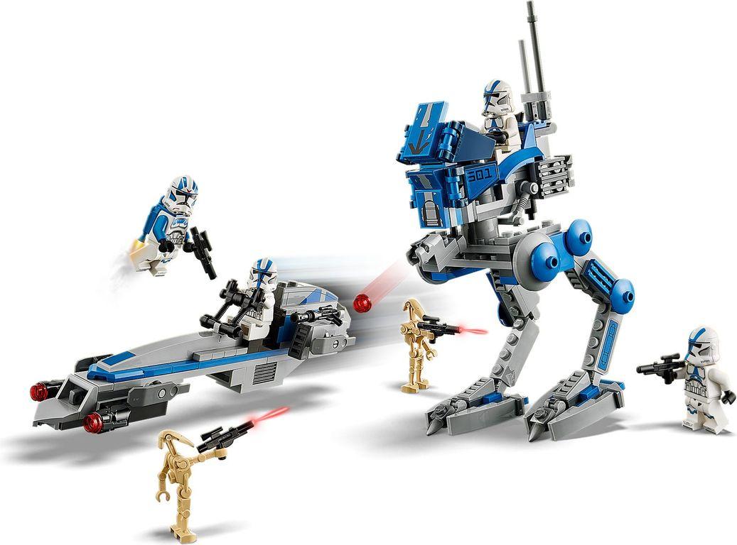LEGO® Star Wars 501st Legion™ Clone Troopers gameplay