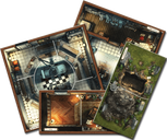 Mansions of Madness: Forbidden Alchemy tiles