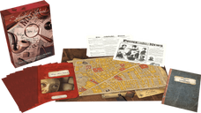 Sherlock Holmes Consulting Detective: Jack the Ripper & West End Adventures components