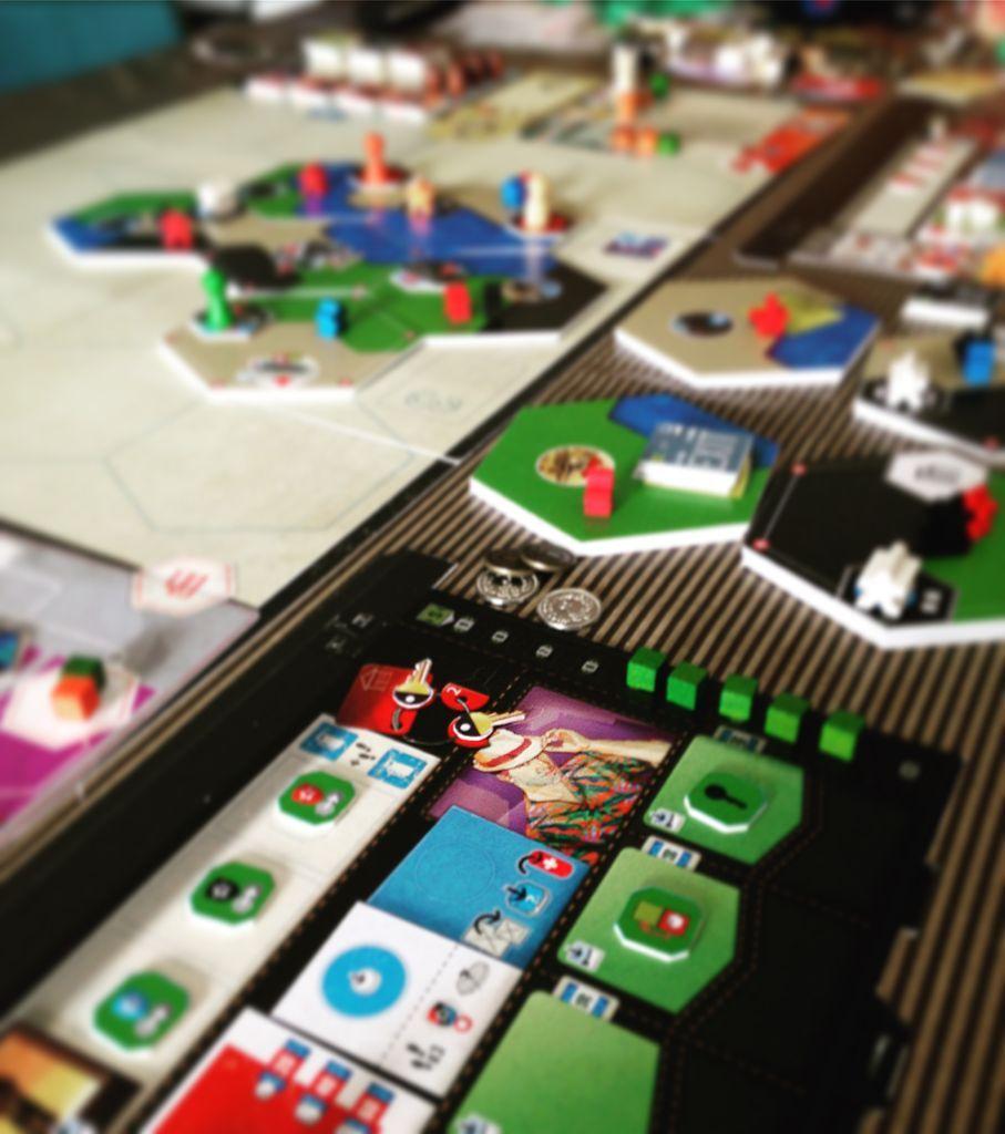 Escape Plan gameplay