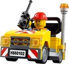 LEGO® City Airport VIP Service minifigures