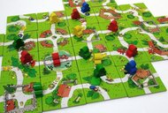 My First Carcassonne gameplay