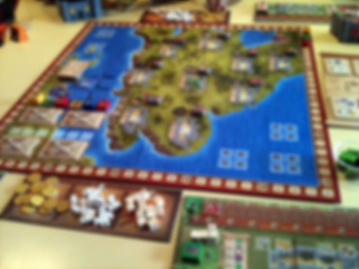 Lancaster gameplay