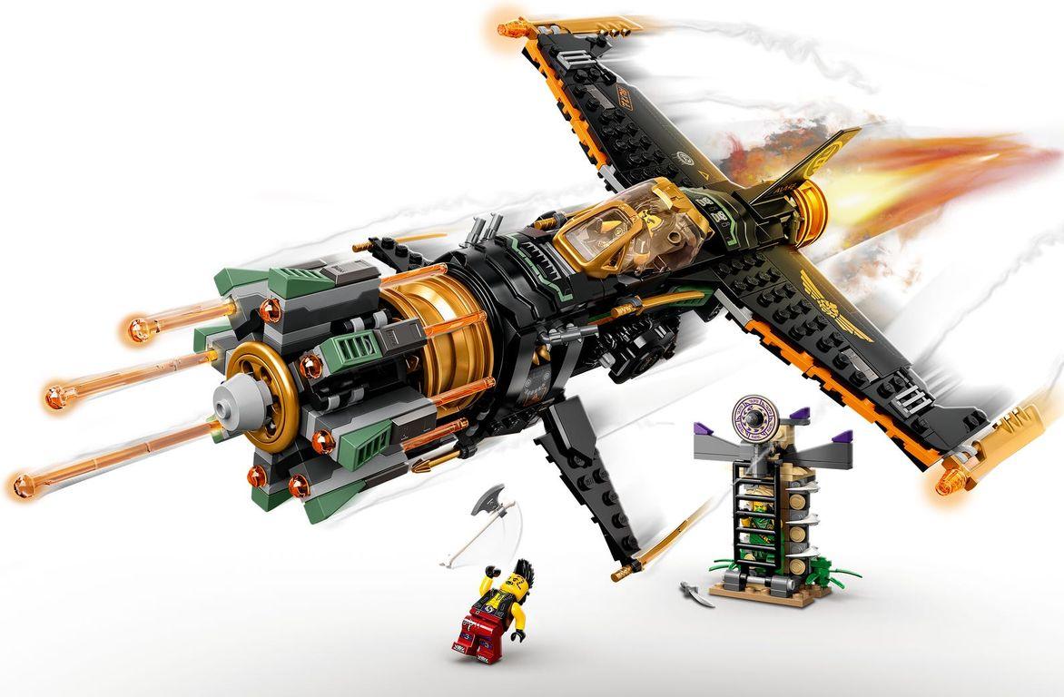LEGO® Ninjago Boulder Blaster gameplay