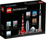 LEGO® Architecture Tokyo back of the box