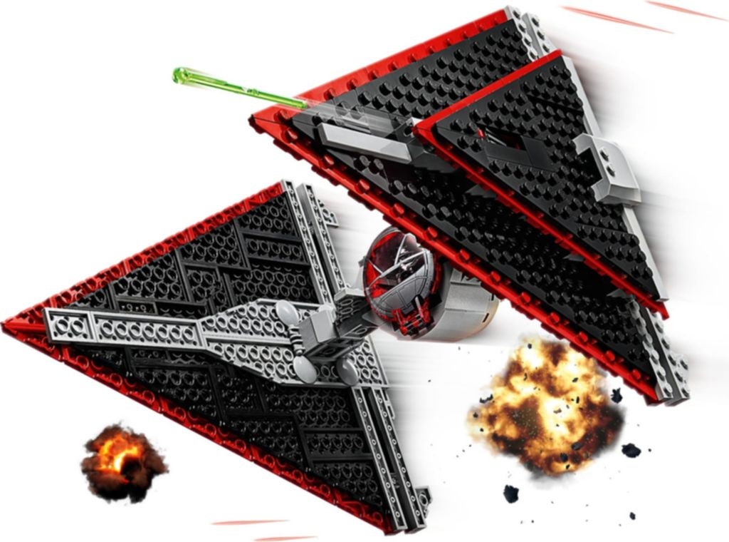 LEGO® Star Wars Sith TIE Fighter™ gameplay