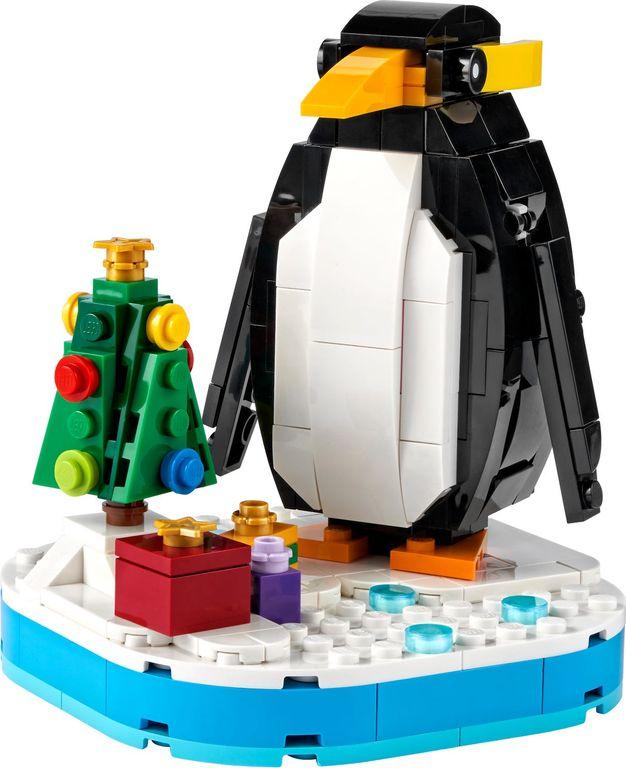 Christmas Penguin components