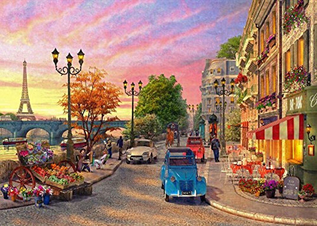 a Paris Evening