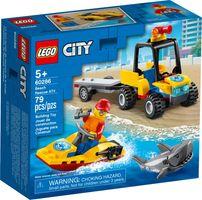 LEGO® City Beach Rescue ATV