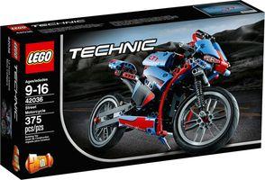 LEGO® Technic Street Motorcycle