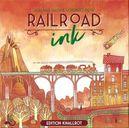 Railroad Ink Rot