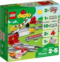 LEGO® DUPLO® Train Tracks