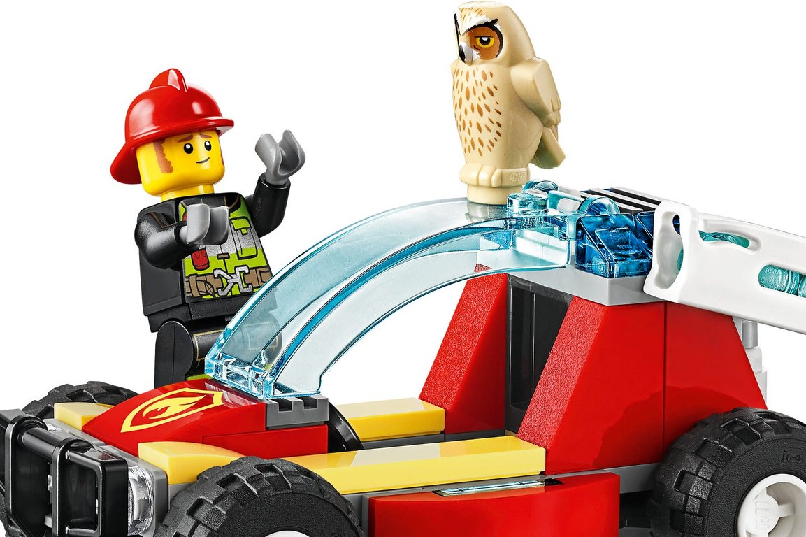 LEGO® City Forest Fire gameplay