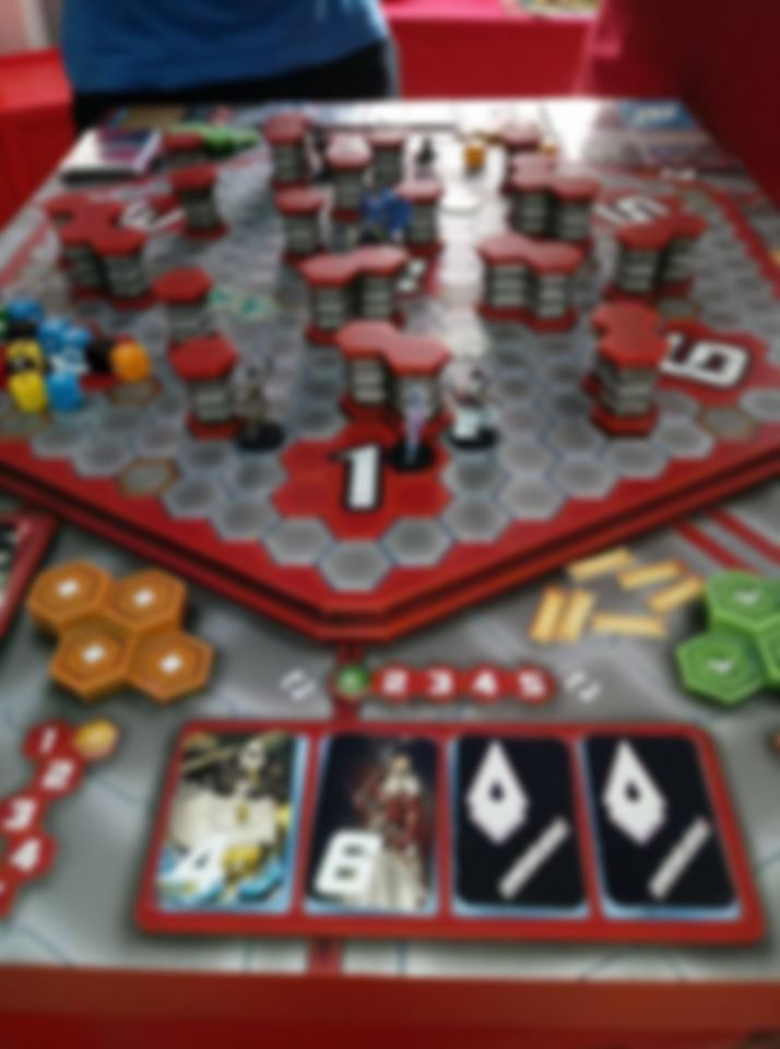 Aristeia! gameplay