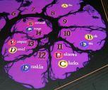 Shadow Hunters game board