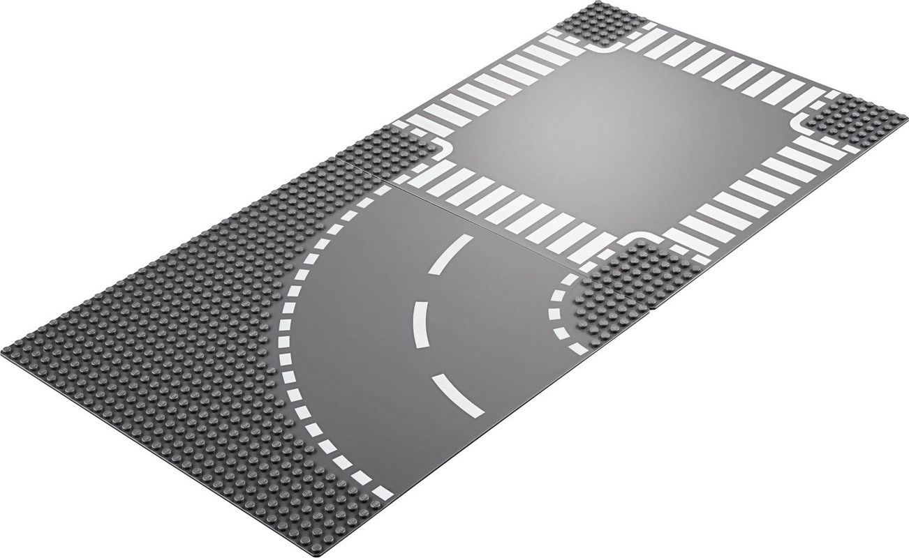 Curve and Crossroad components