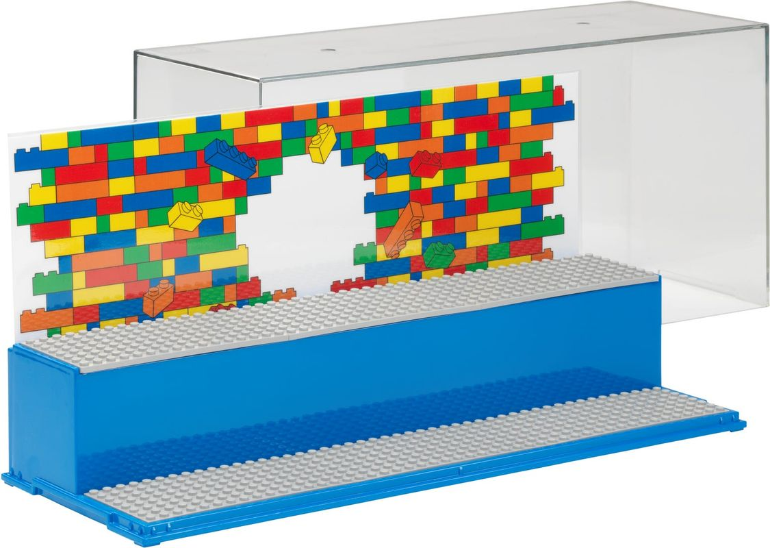 Play and Display Case – Blue components