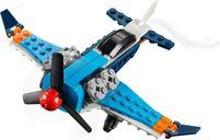LEGO® Creator Propeller Plane gameplay