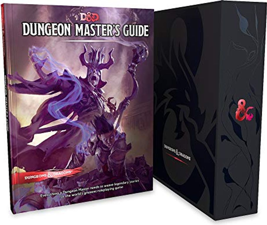 Dungeons & Dragons Core Rulebooks Gift Set book